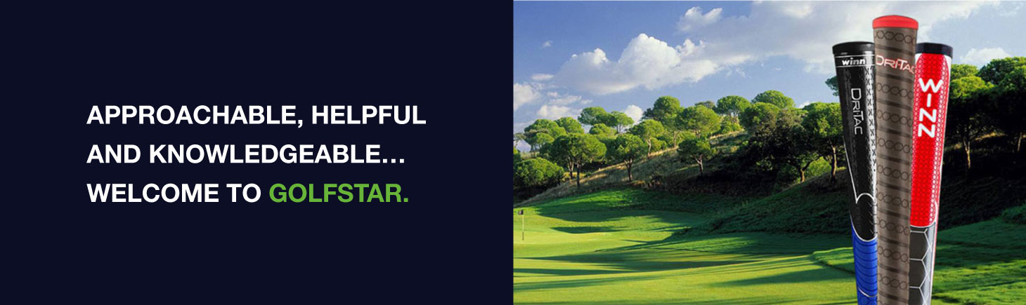 Golfstar. Quality service to the golfing industry.